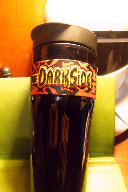 Star Wars Darth Maul Ep 1 Phantom Menace Thermal Coffee Black Mug Rare Version
