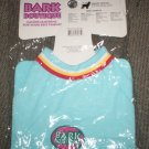 *~SALE! NIP Bark Boutique Canine Clothing~Golf Shirt Aqua sz XS