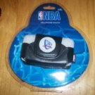 *~SALE! NIP NBA NETS Cell Phone (cellphone) Pouch/case-Licensed