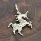 *~Vintage Sterling Silver Unicorn Charm/Pendant