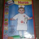 *~NIP Nurse Halloween Costume Sz 6-12 Months