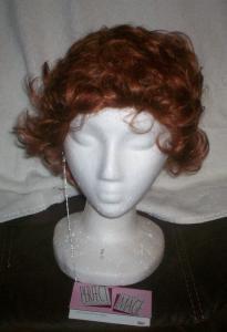 *~NWT TWC Perfect Image Enhance Light-Medium Auburn Wig