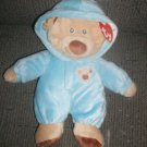 *~GC TY Pluffies Baby Bear Blue (2012)