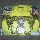 *~ NIP Halloween /Gothic Wild N' Witchy Choker