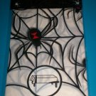 *~New Halloween Spider and web Table Cover