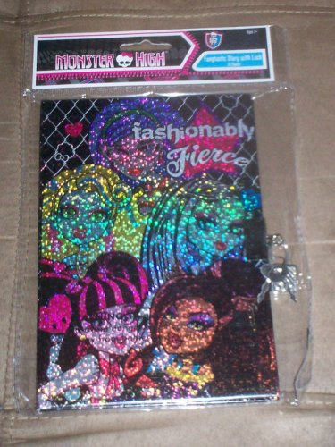 *~New Monster High Diary With key