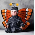 NEW Tom Arma Butterfly Halloween Costume 6 - 12 MONTHS