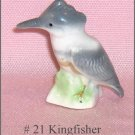 Kingfisher Scarce  Canadian Tenderleaf Tea  Premium Bird  #21