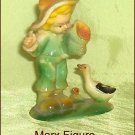 Marx  Little Boy Little Farmboy Vintage  Figure Hard Plastic