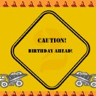 Caution! Customizable Invite