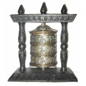 Prayer Wheel  (Mane)