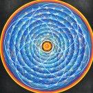 Thangka(Thanka) Painting Art Universe Design from Nepal
