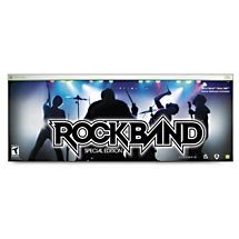 Xbox 360 Rock Band Special Edition Bundle