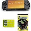 "Sony PSP ""Slim Giga Bundle"" - 21 Games and 1GB Memory Card (Black)"