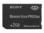 Sony - Flash memory card - 2 GB - MS PRO DUO