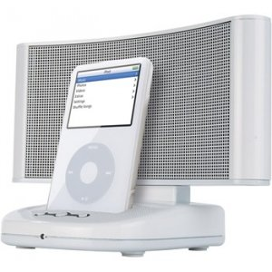 COBY CS-MP87 MP3 Portable High Output Stereo Speaker System I-POD Ready
