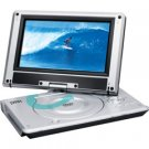 "JWin JDVD-762 9"" Portable DVD Player with Swivel and SD™ / MMC Card Slot"