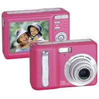 Polaroid i733LP 7 MP Digital Camera, Pink