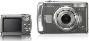 Fuji FinePix A825 with 8.3MP Digital Camera