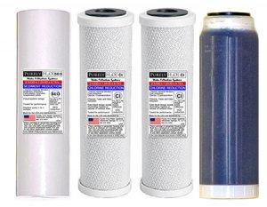 Optima Dual Carbon Filter Set