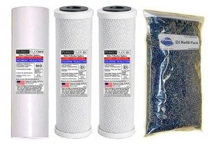 Optima Dual Carbon Filter Set with Bag
