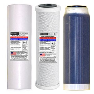 Optima Vision 300 Filter Replacement Set