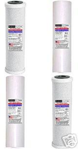 RODI Water Filter Set 2 Each 1 Micron Sediment/Carbon