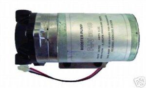 100 GPD Booster Pump W/Trans Adjustable