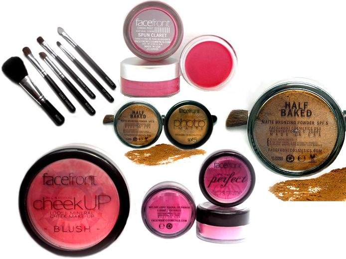 *NEW* Face Front Cosmetics Kit *ONLY ONE AVAILBLE* SAVE 40%!!!