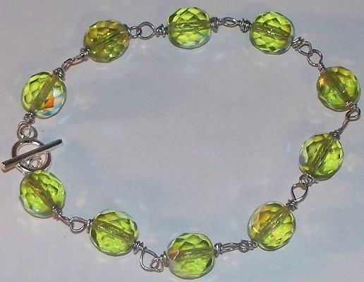 Green Tea Bracelet 20% OFF
