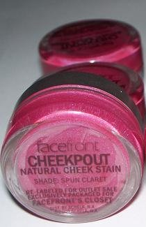 CheekPOUT: Spun Claret [ Discontinued ] 75% OFF