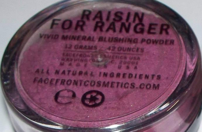 CheekUP: Raisin For Ranger [ Discontinued ] 75% OFF