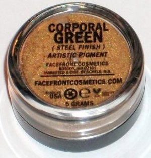 Corporal Green: Paint Me Perfect