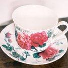 Kirkham ENGLISH ROSE Breakfast Cup & Saucer England