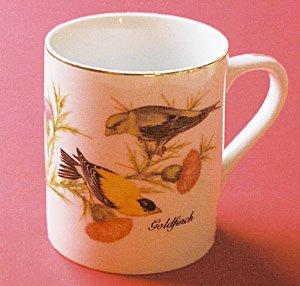 Audubon GOLD FINCH Coffee Mug Birds