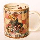 Boyds Bears LOVE CONQUERS ALL Mug Chocolates 1998