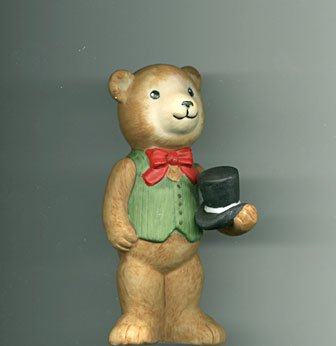 Schmid Bear Figurine Gordon Fraser 1983