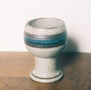 Otagiri HORIZON China Goblet 8 oz. Stoneware Japan