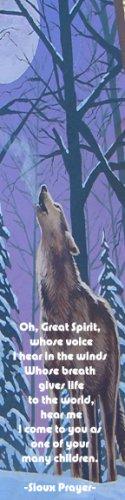 Moon Wolf Sioux Prayer***Inspirational