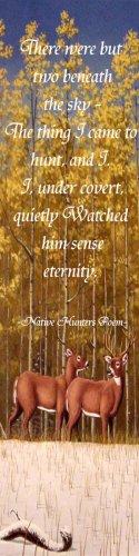 Deer In Winter* Native Hunter's Prayer**Inspirational