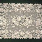 Placemats Tea Rose Ecru 14x20 Heritage Lace Set Of (4)