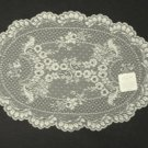 Floret Placemat 14 x 20 Ecru Heritage Lace Set Of (4)