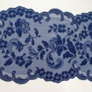 Table Runners Heritage Lace Elizabeth Table Linens 14 x 34 Indigo