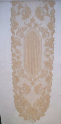 Table Runners Windsor Table Runner Antique 15 x 60 Table Runner Heritage Lace