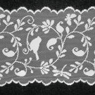 Table Runners Bristol Garden 14 x 36 White Lace Runner Heritage Lace