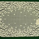 Placemats Blossom 14x20 Ivory Set Of (4)Heritage Lace