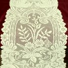 Table Runner Westminister Floral 13 x 84 Hint Of Ivory Table Runner Great For Weddings