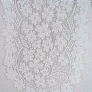 Table Runner Dogwood 14x53 White Heritage Lace Table Linens