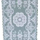 Table Runners Grantham-Filigree 14x54 White Lace Runner Heritage Lace