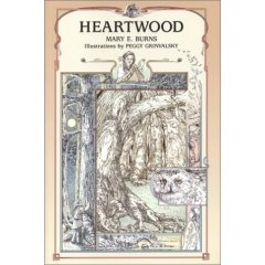 Heartwood, by Mary E. Burns, 2003